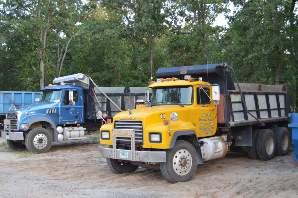Dump Truck Rentals in Augusta, GA | Marks Clearing & Grading