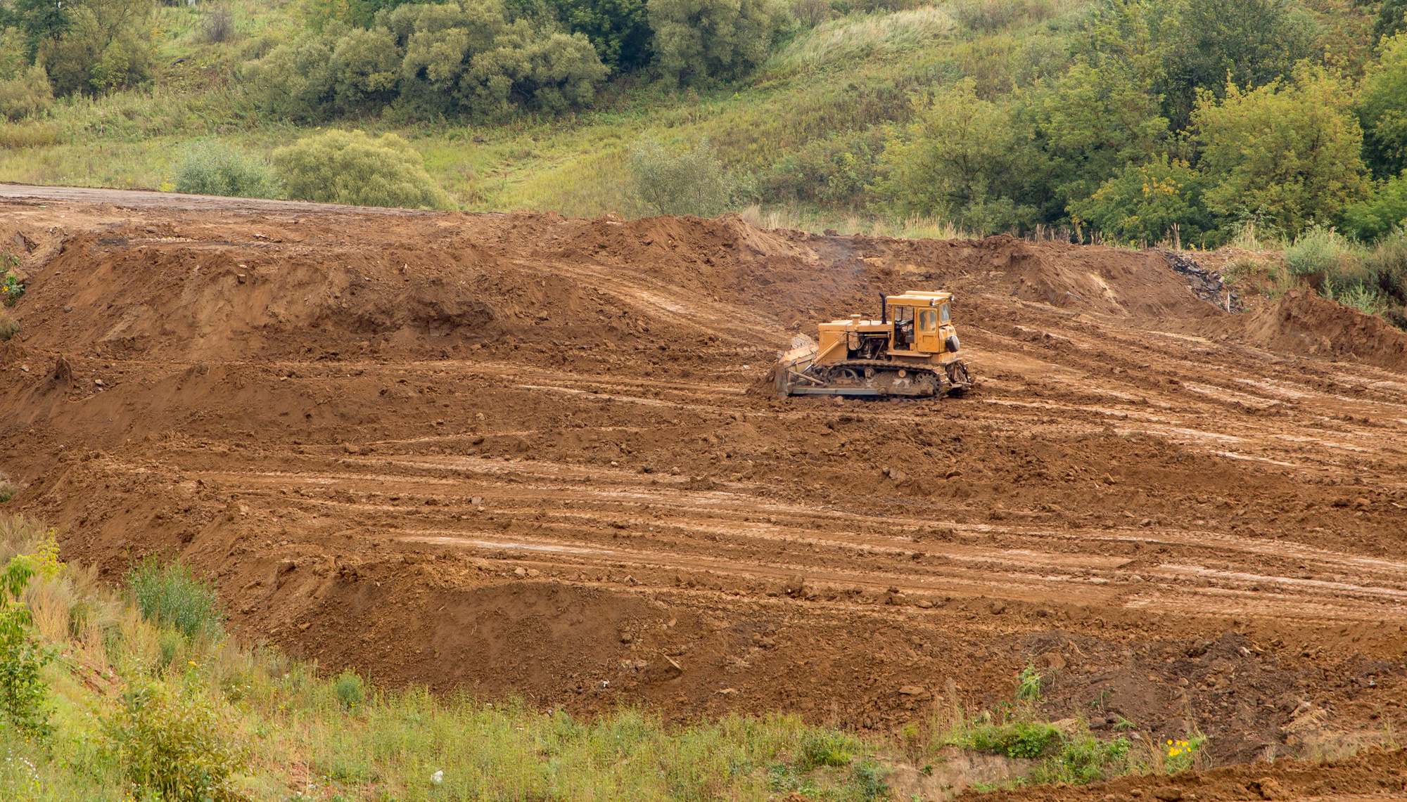 What to Expect From Land Clearing Services